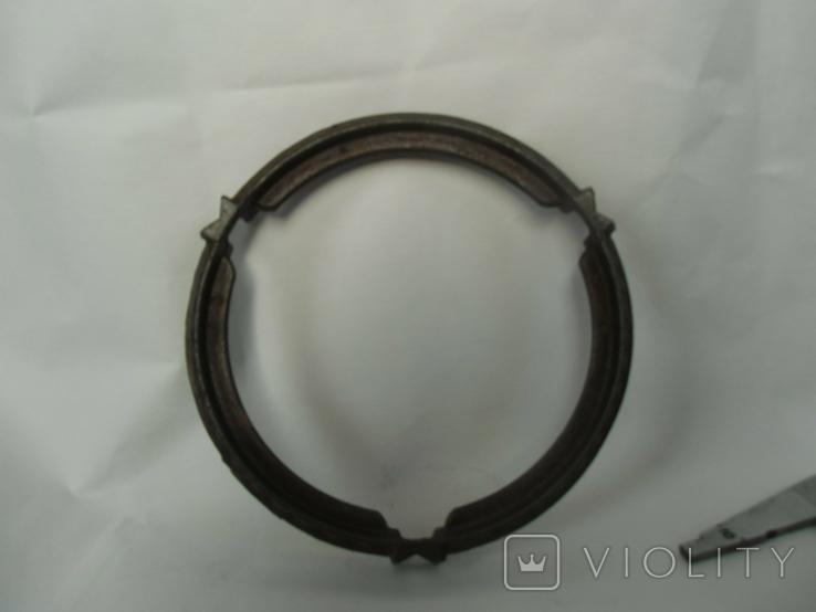 Кольцо под майолику до потолочных керосиновых ламп№2, фото №6