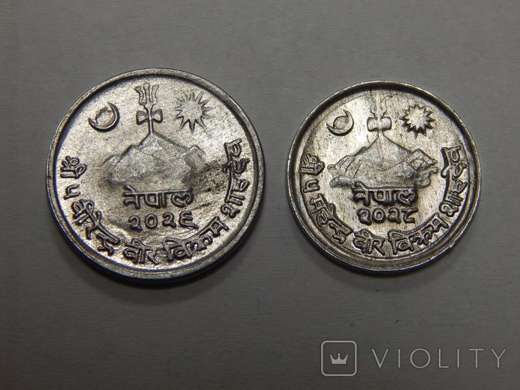 2 монеты Тибета, фото №3