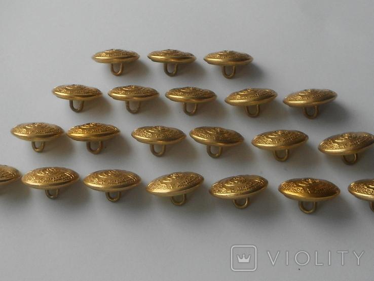Пуговицы № 2 Гинерала в золоте, фото №7