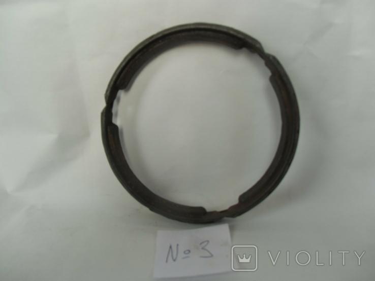Кольцо под майолику до потолочных керосиновых ламп№3, фото №2