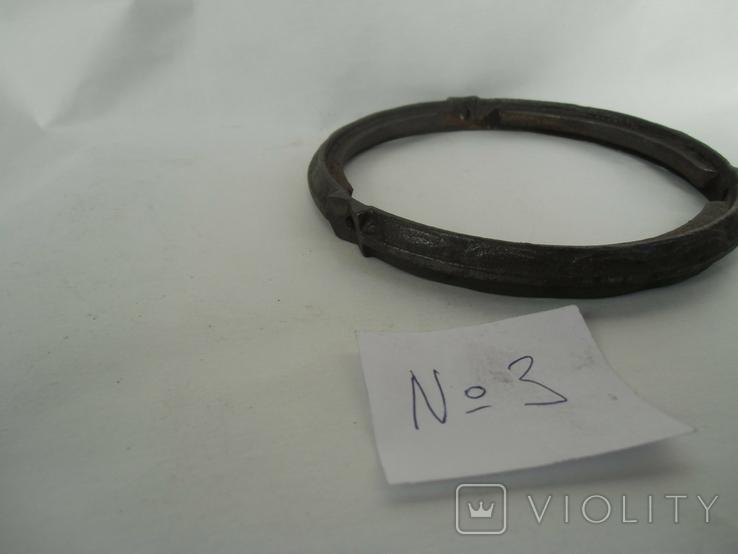 Кольцо под майолику до потолочных керосиновых ламп№3, фото №5