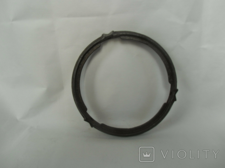 Кольцо под майолику до потолочных керосиновых ламп№3, фото №6