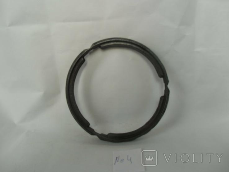 Кольцо под майолику до потолочных керосиновых ламп№4, фото №3