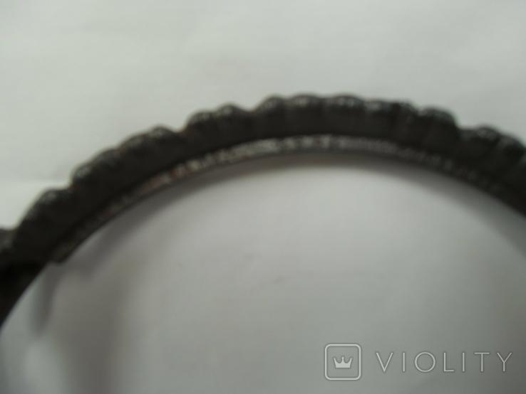 Кольцо под майолику до потолочных керосиновых ламп№5, фото №4