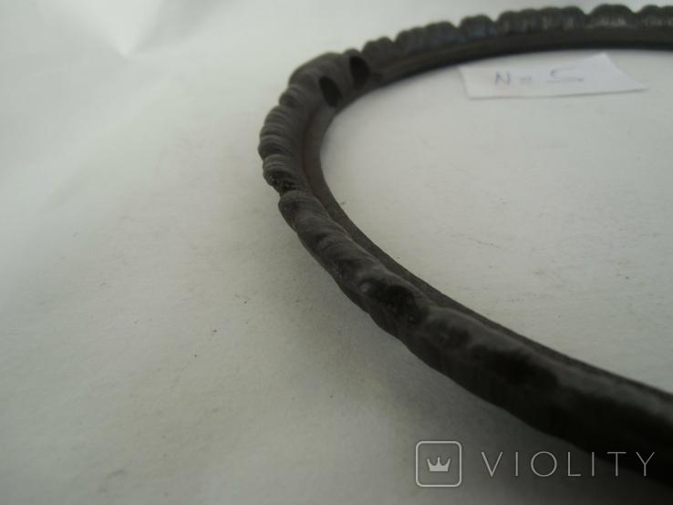 Кольцо под майолику до потолочных керосиновых ламп№5, фото №8