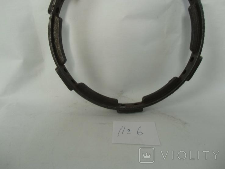 Кольцо под майолику до потолочных керосиновых ламп№6, фото №4