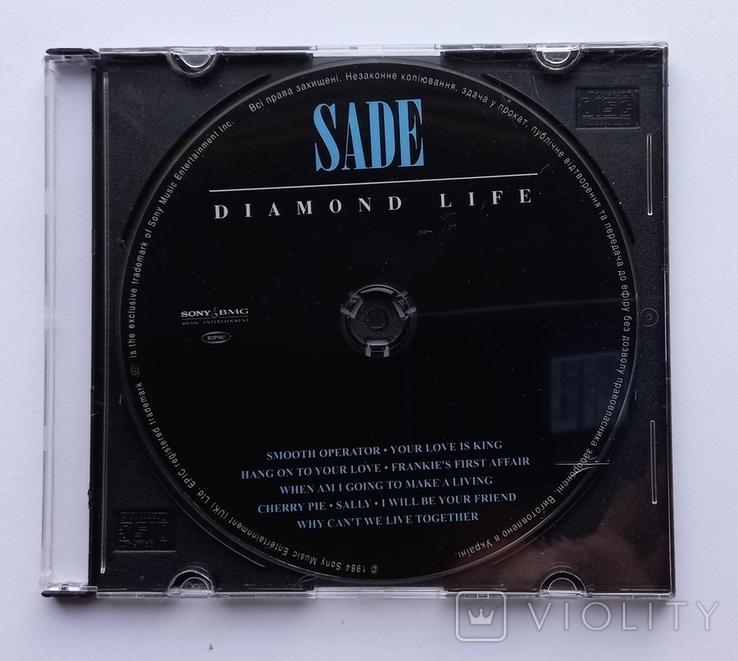 SADE. Diamond Life., фото №2
