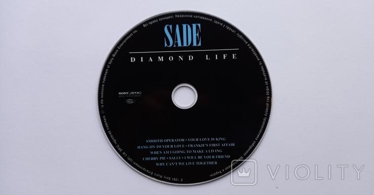 SADE. Diamond Life., фото №3