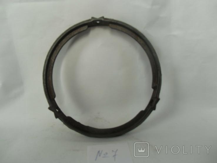 Кольцо под майолику до потолочных керосиновых ламп№7, фото №2