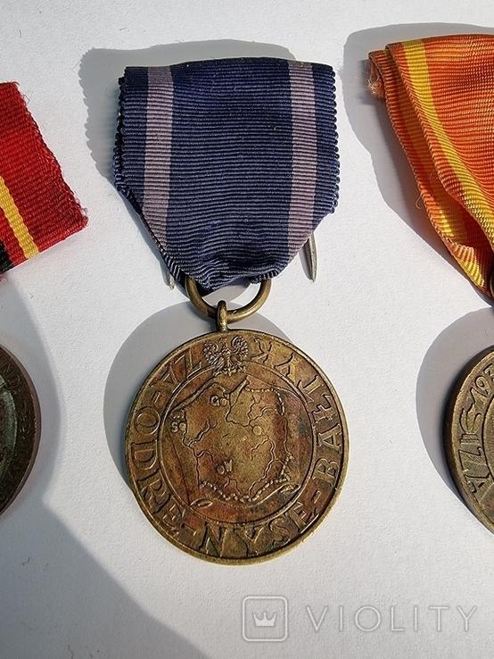 3 медалі і кокарда за вашу ціну., фото №10