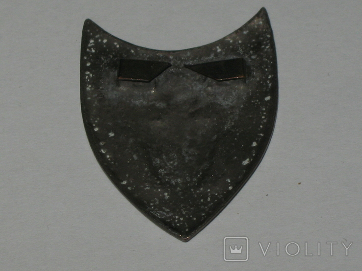 Каппен, знак Соборна Україна 1918 УСС сірий. копія, фото №5