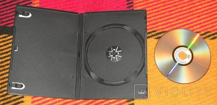 DVD Film Мир приключений 14 в 1, фото №3