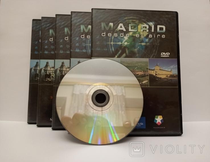 MADRID. desde ei aire. DVD 1-2-3-6-9-11., фото №4