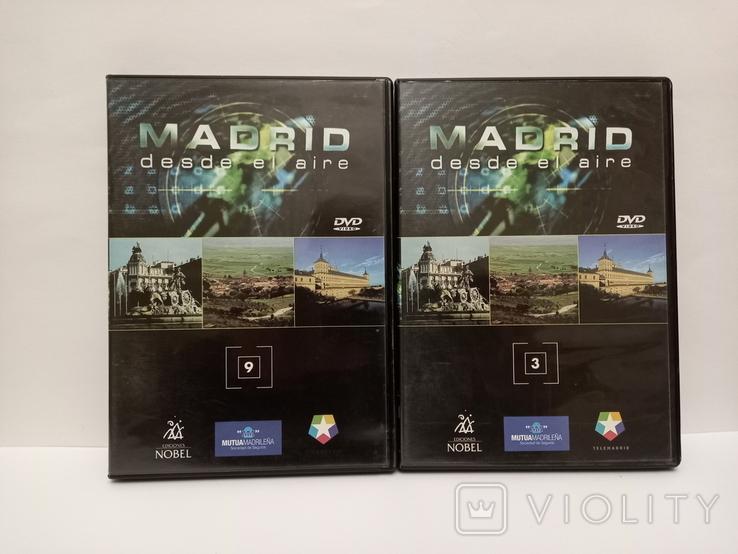 MADRID. desde ei aire. DVD 1-2-3-6-9-11., фото №7