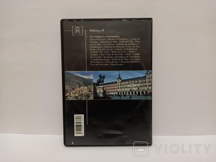 MADRID. desde ei aire. DVD 1-2-3-6-9-11., фото №10