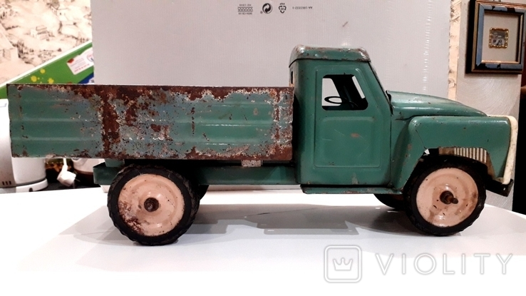 ЛТЗ Большой грузовик жесть, фото №4