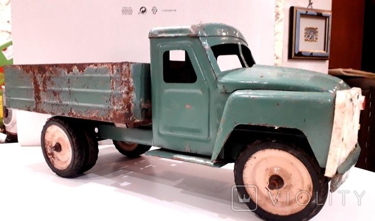 ЛТЗ Большой грузовик жесть, фото №2