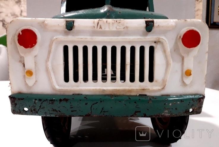 ЛТЗ Большой грузовик жесть, фото №3