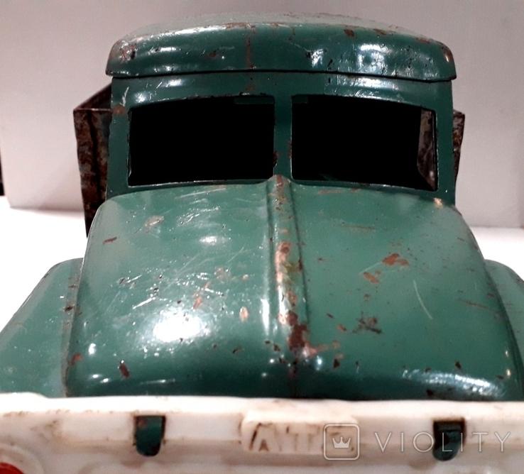 ЛТЗ Большой грузовик жесть, фото №5