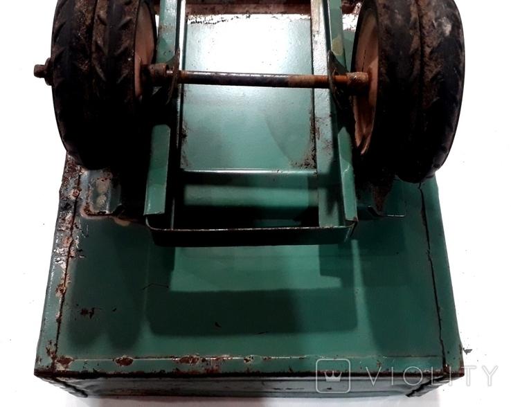 ЛТЗ Большой грузовик жесть, фото №13