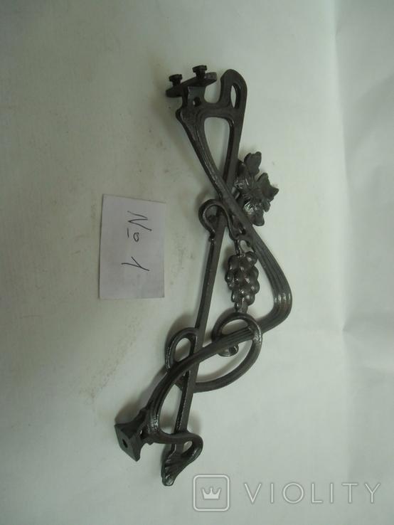 Боковина до потолочных керосиновых ламп№1, фото №6