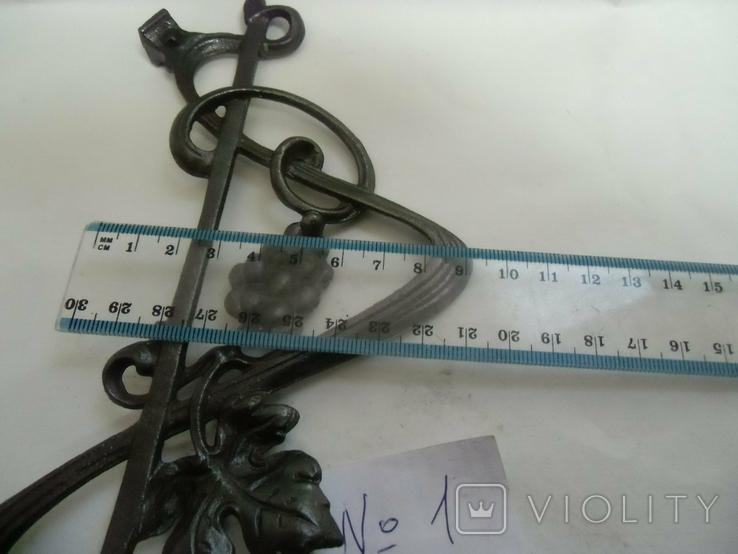 Боковина до потолочных керосиновых ламп№1, фото №11