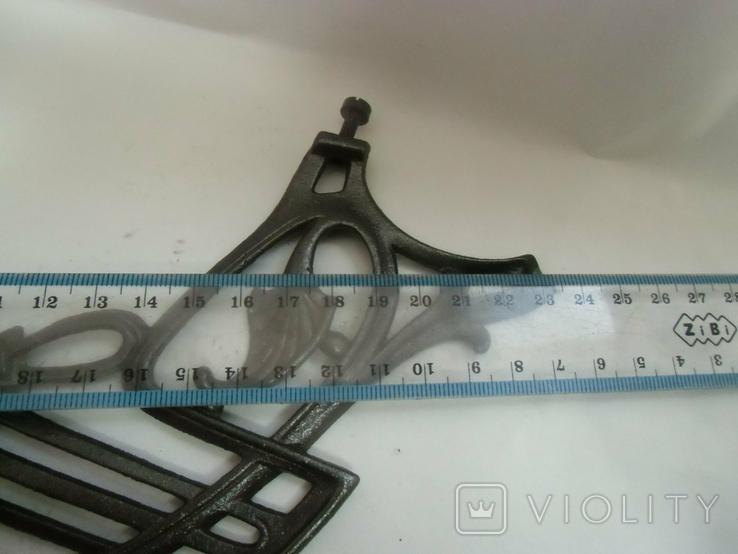 Боковины до потолочных керосиновых ламп №2 2шт., фото №7