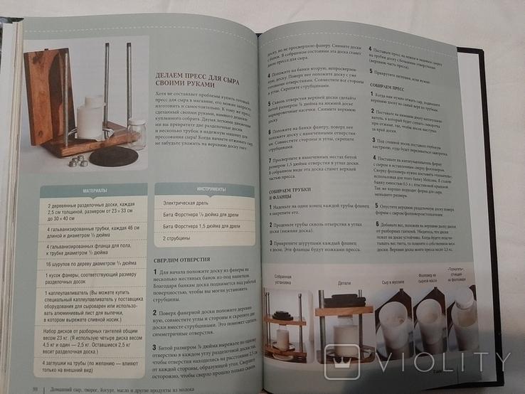 Домашний сыр, творог, йогурт, масло и другие продукты из молока., фото №4