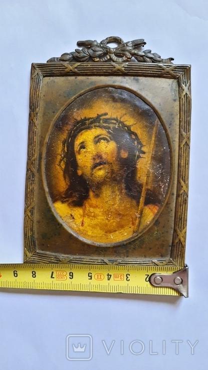 Иисус в терновом венце, фото №6