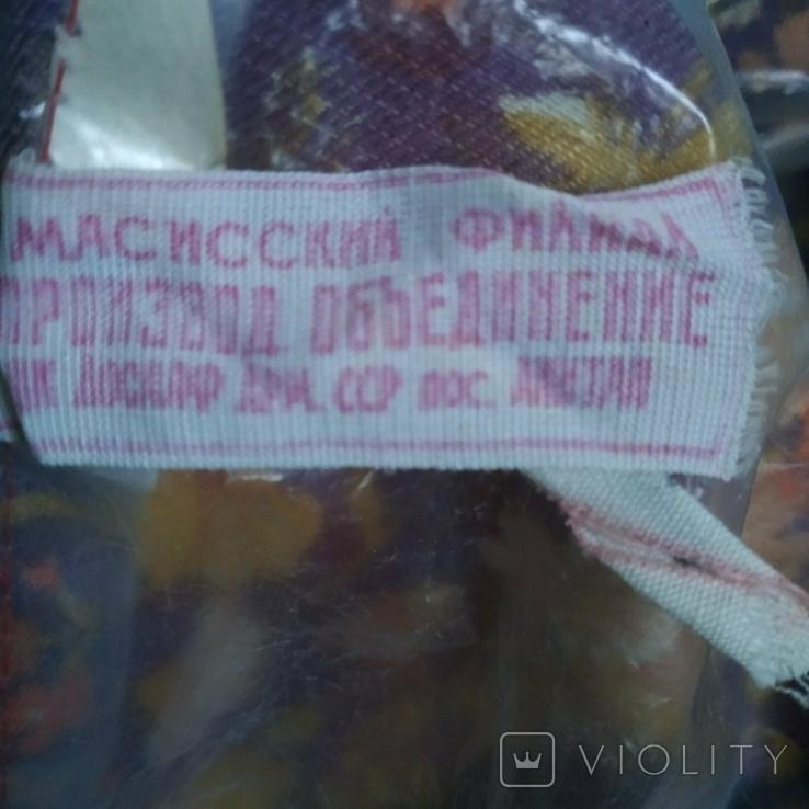 Сумка СССР 1950г. См.описание (новая), фото №4