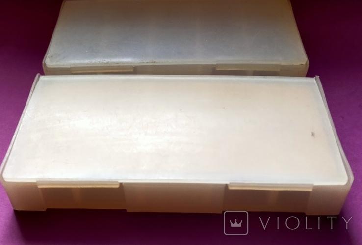 2 коробки для хранения радиодеталей, фото №3