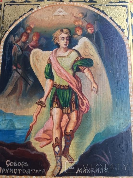 Икона Собор Архангела Михаила, фото №5