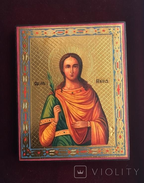 Икона Вера, фото №3