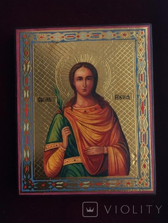 Икона Вера, фото №4