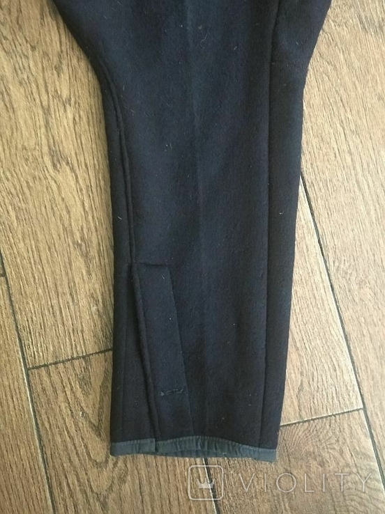 Старинное галифе из сукна, фото №4