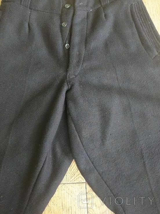 Старинное галифе из сукна, фото №6