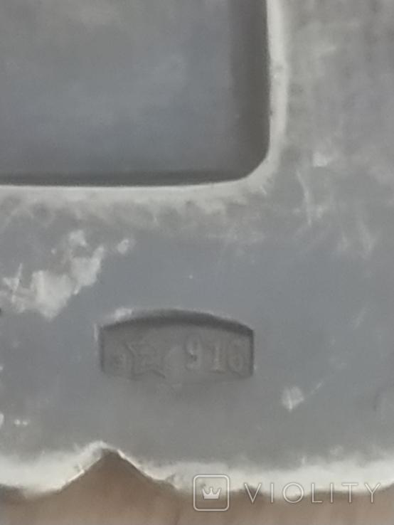 Кулон СССР 916 проби звезда, фото №3