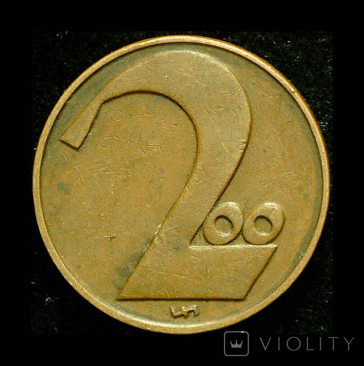 Австрия 200 шиллингов 1924, фото №2