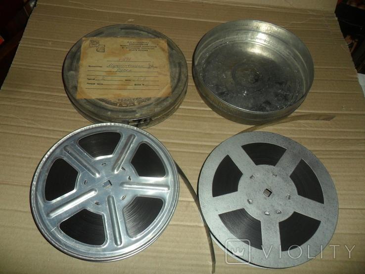 Кинопленка 2 шт Мужественные за рулём 1 и 2 части, фото №2