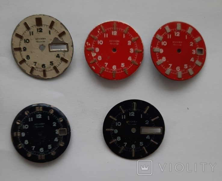 Циферблаты к часам москва, фото №2