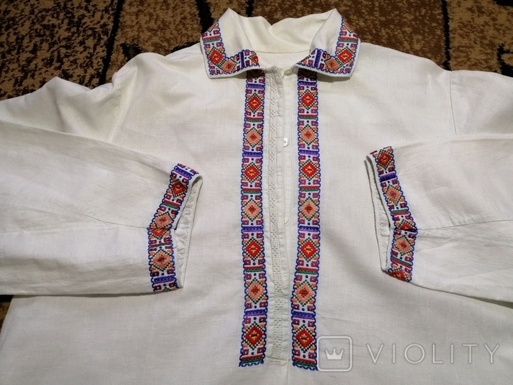 Чоловіча сорочка №3, фото №2
