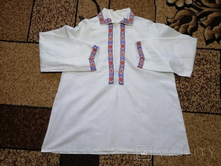 Чоловіча сорочка №3, фото №3