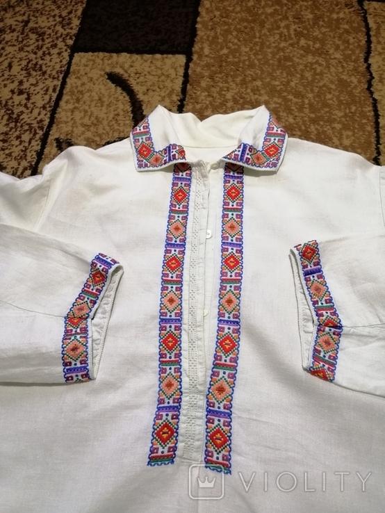 Чоловіча сорочка №3, фото №4