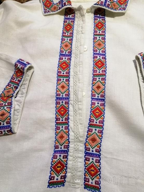 Чоловіча сорочка №3, фото №8