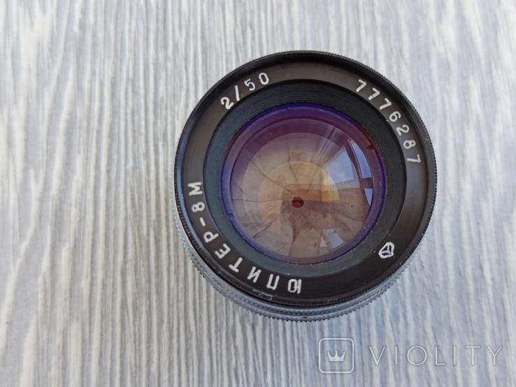 Объектив. Юпитер 8 м, фото №6