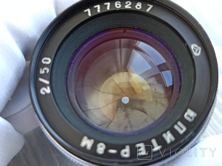 Объектив. Юпитер 8 м, фото №9