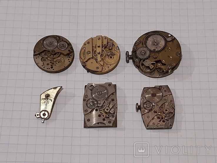 Механизмы швейцарские, фото №2