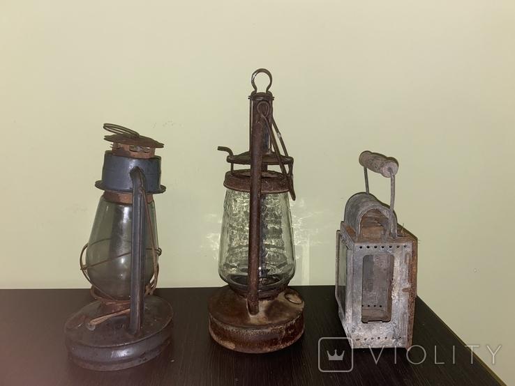 Старовинні лампи, фото №2