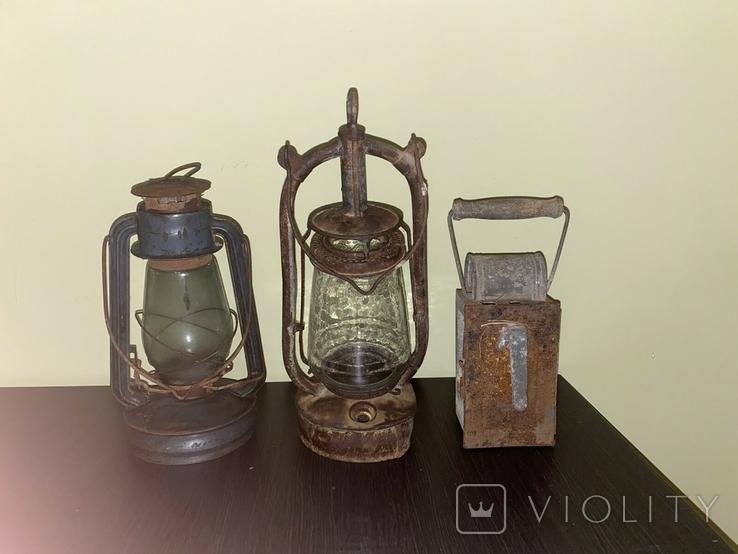 Старовинні лампи, фото №3