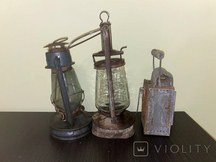 Старовинні лампи, фото №5